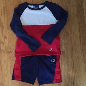 Gap XS athletic set